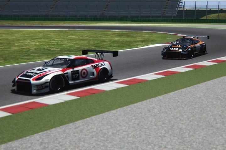 Blancpain GT3 szimulátor versenyek
