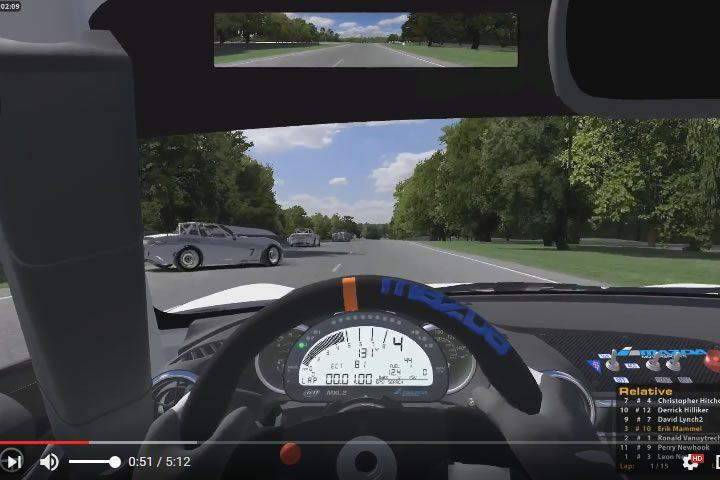 Global Mazda MX5 Cup verseny videó – Summit Point Raceway