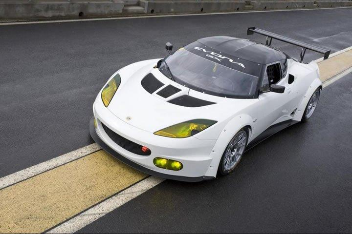 Assetto Corsa - Paul Ricard - Lotus Evora GX