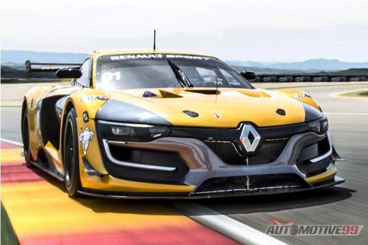 Assetto Corsa – Renault RS.01 verseny a Nürburgring-en (SRS)